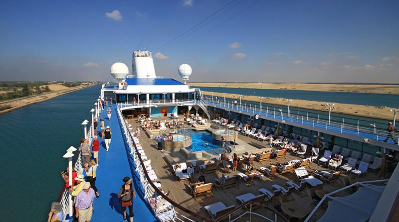 Путешествие по туру «Суэцкий канал и ОАЭ»