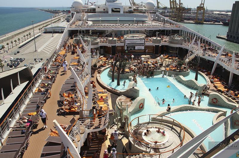 Путешествие по Средиземному морю