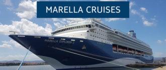 Круизная компания Marella Cruises