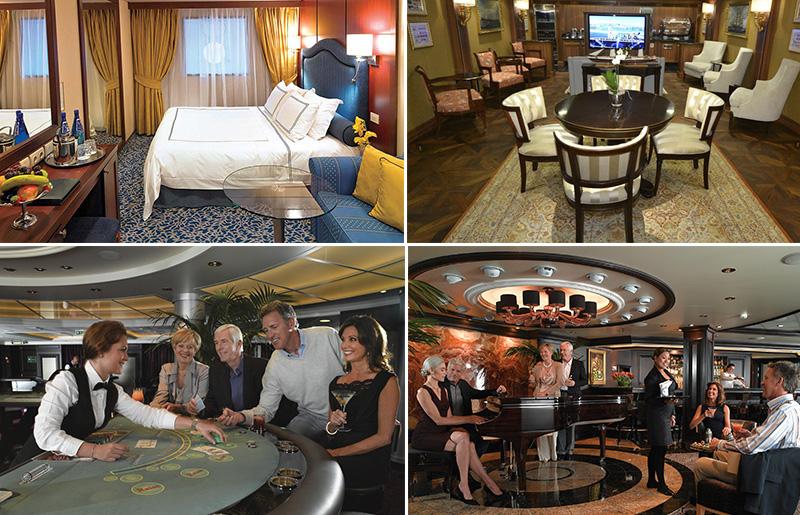 Лучшие круизы Oceania Cruises