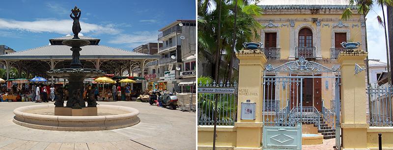 город Пуэнт-а-Питр Карибы