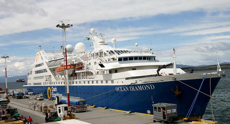 Корабль компании