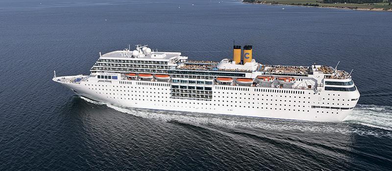Круизный лайнер Costa Neoromantica
