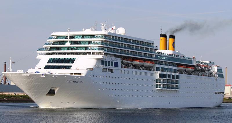 Фото лайнера Costa Neoromantica