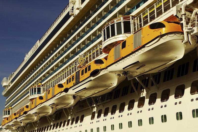 Описание круизного лайнера