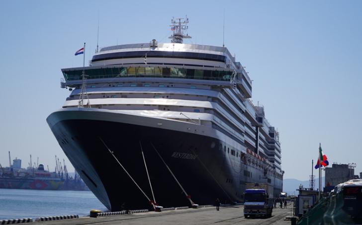 Фото лайнера Westerdam