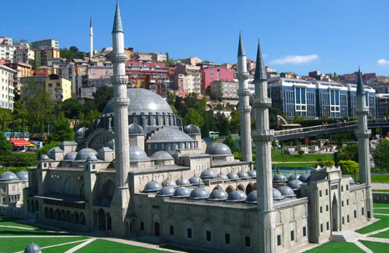 Главная достопримечательность Стамбула
