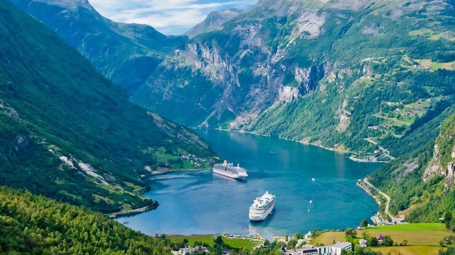 Норвежские фьорды