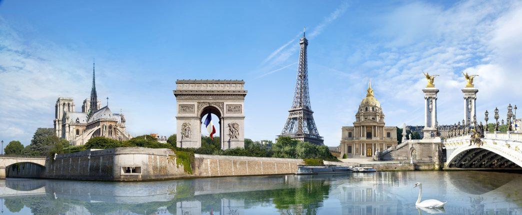речной круиз по Сене
