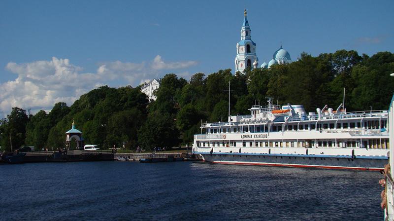 Круизы на Валаам из Санкт-Петербурга